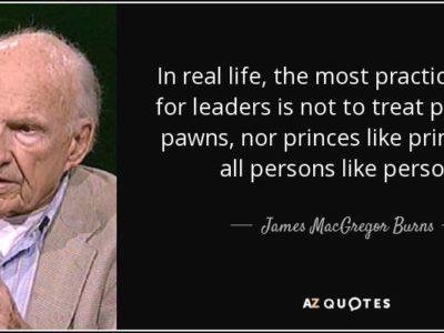 lãnh đạo truyền cảm hứng